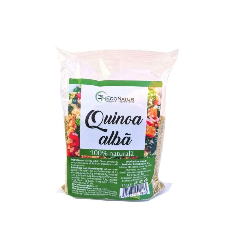 Quinoa alba 250g Econatur